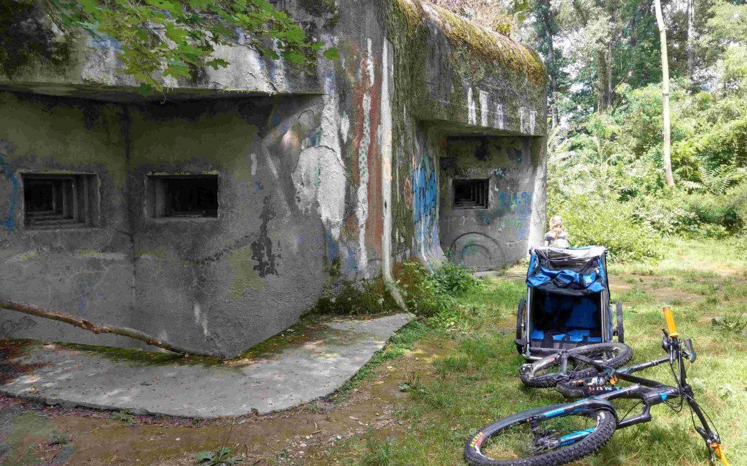 Petržalské bunkre – tématická cyklotrasa