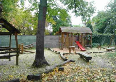 Zamocky park Pezinok 102016