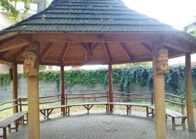 Zamocky park Pezinok Okt 2016