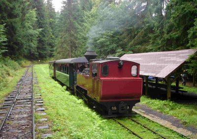 Čiernohorská železnica Čierny Balog, Foto Free Wiki Commons
