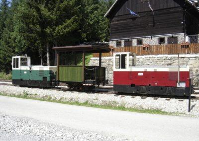 Oravská lesná železnica, Foto Free Wiki Commons
