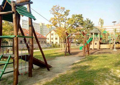 Detské ihrisko Osadná, Bratislava