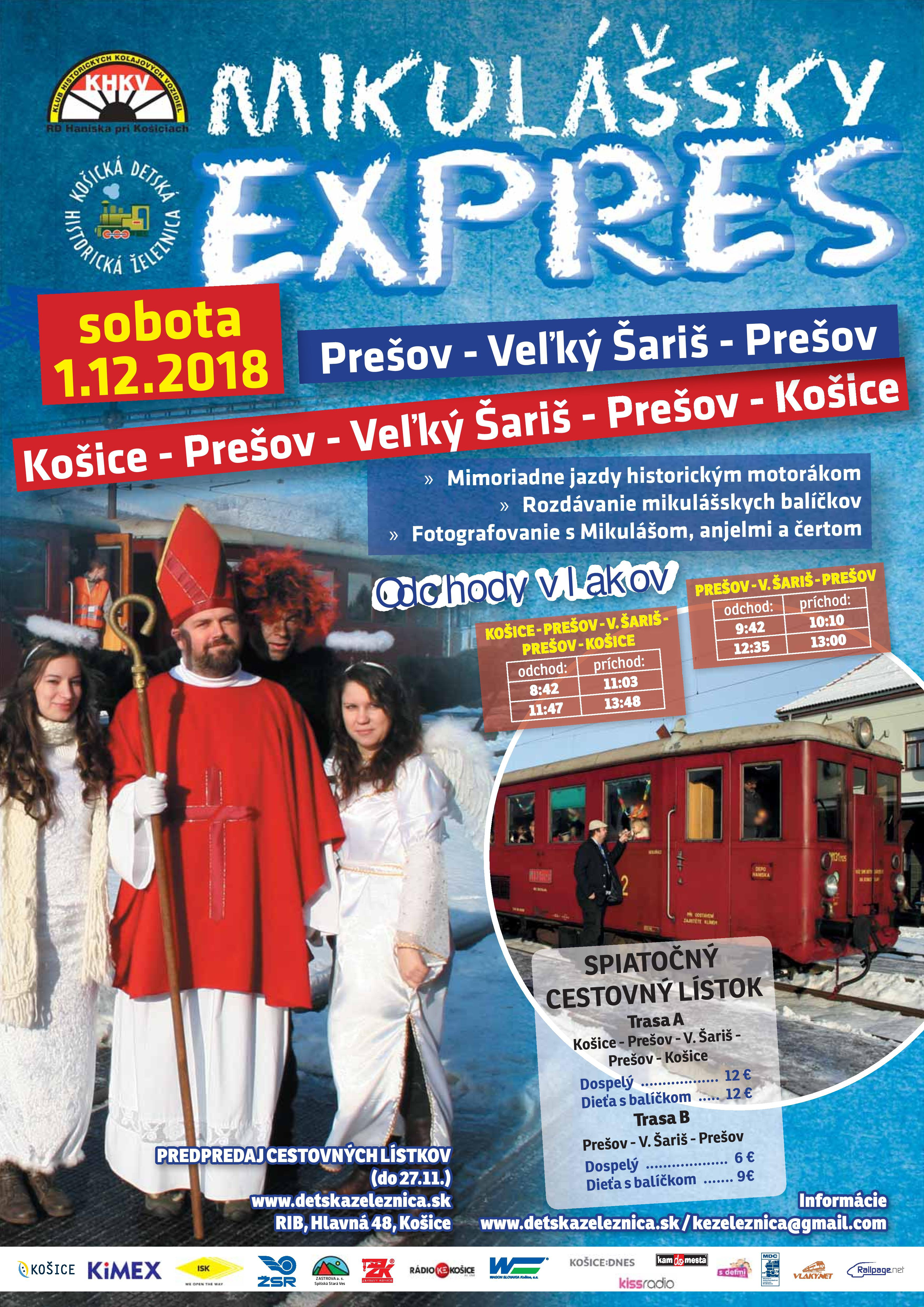 Mikulassky express