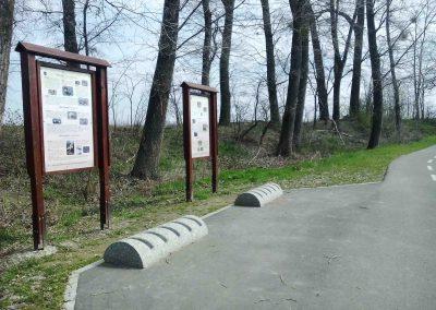 Cyklochodnik Bernolakovo - Nová Dedinka 042018 (1)