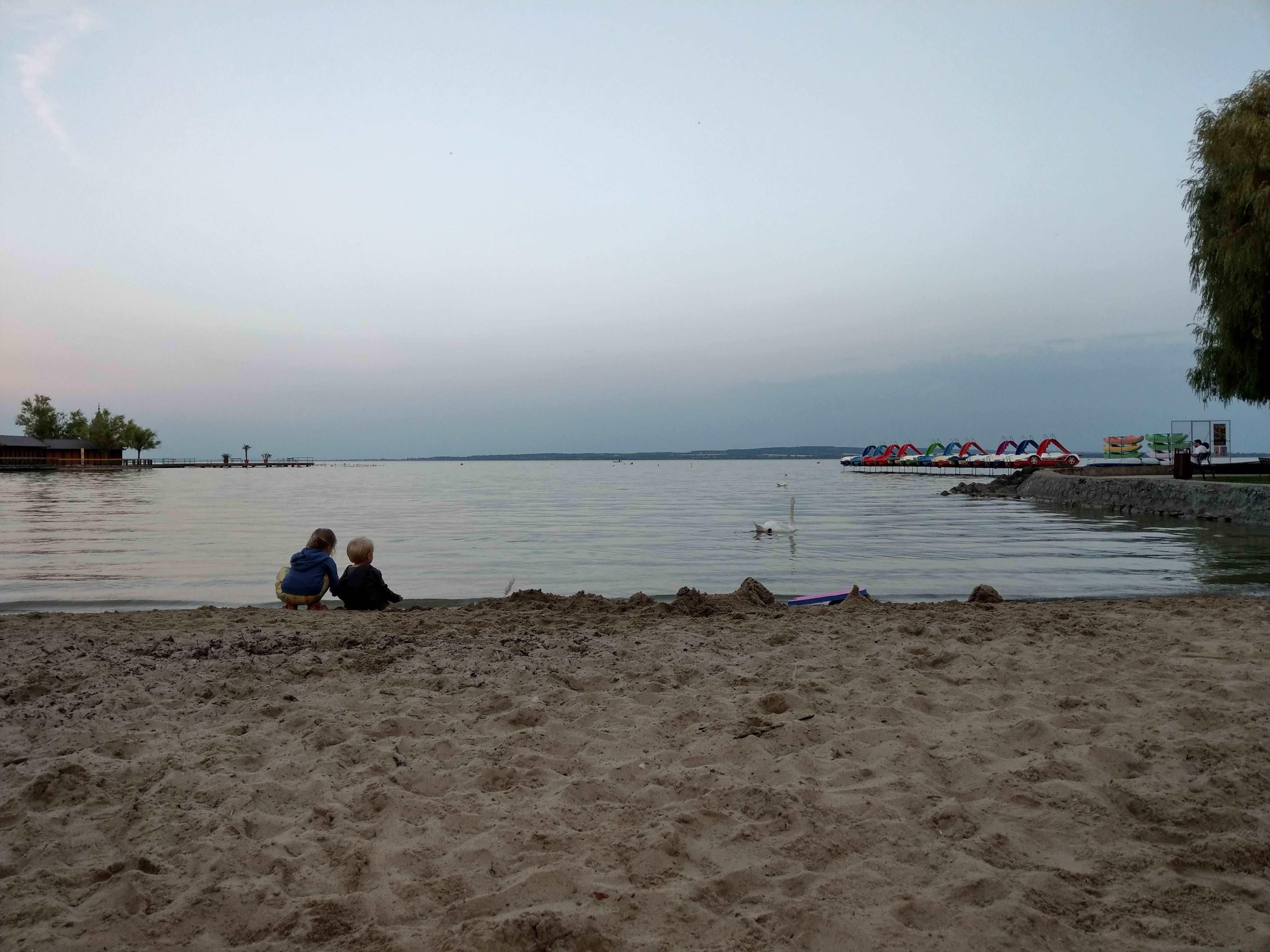 Pláž Városi - Keszthély