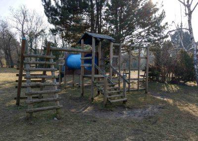 Malinovo 022019 detské ihrisko areál zámku