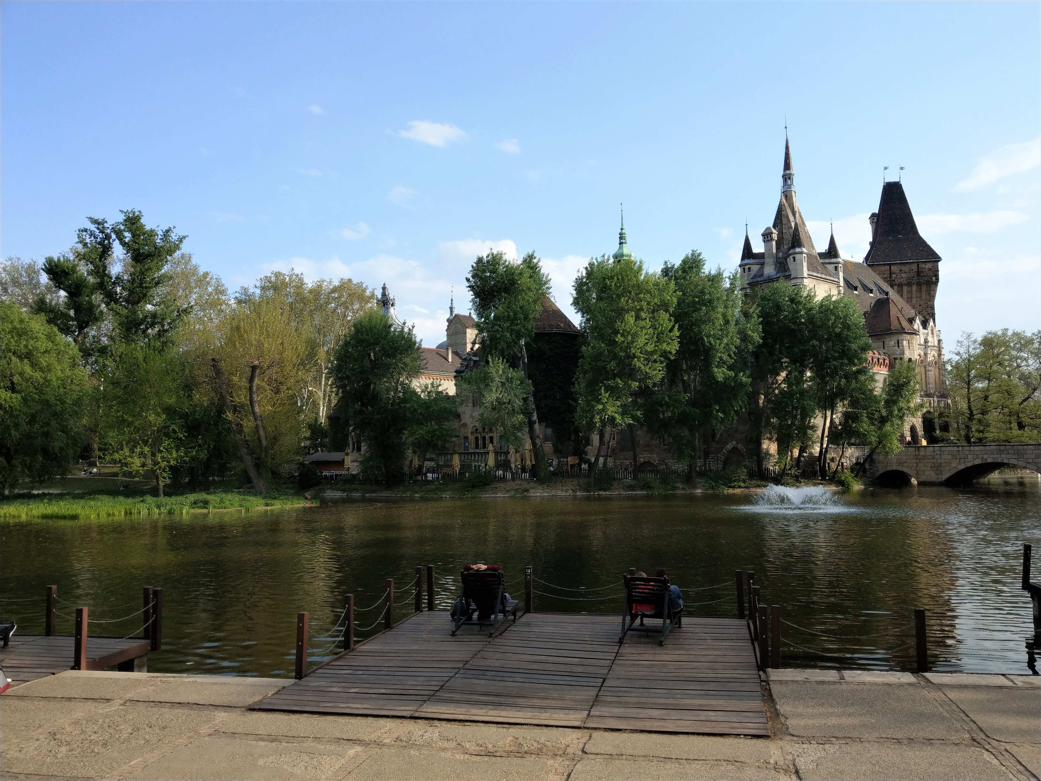 005 Budapest Városliget city park