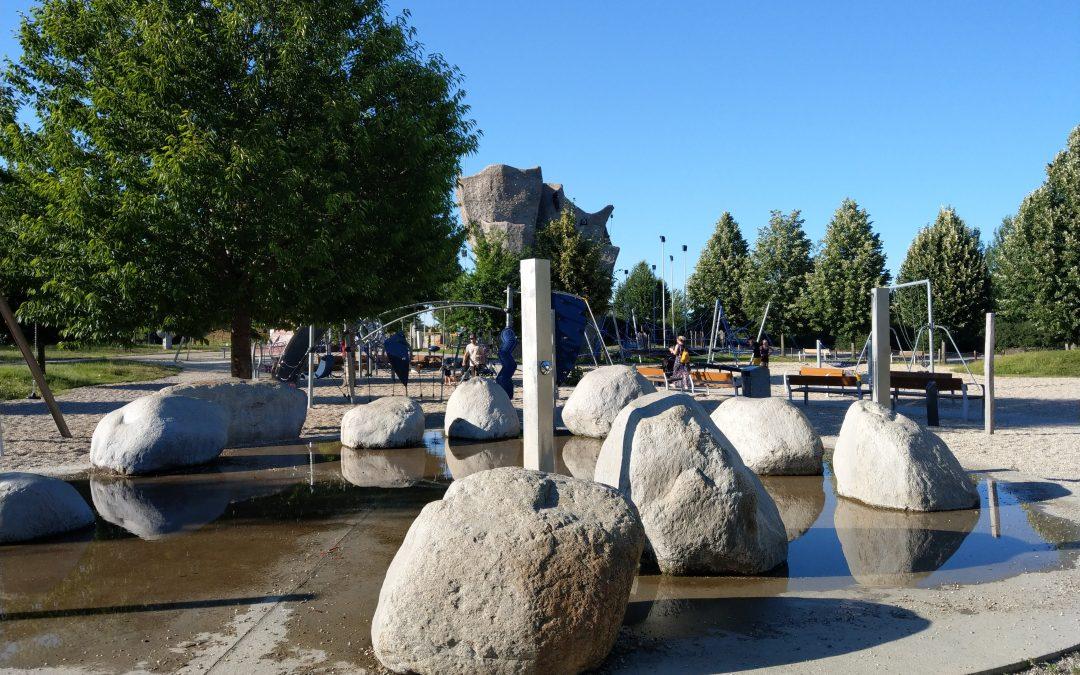 Olympia park Brno