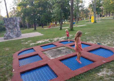 trampolina Zlaté piesky, Bratislava
