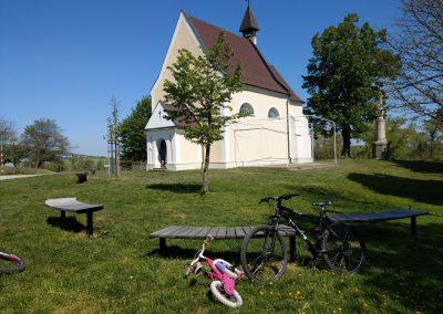 03 JuRaVa 042019 Pustý kostolík pred Svätým Jurom