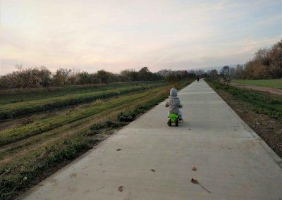 17 Cyklochodník JuRaVa - Ivanka Pri Dunaji