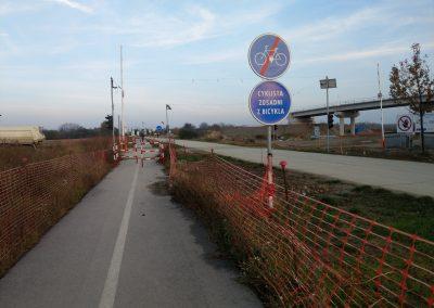 21 Cyklochodník JuRaVa odbočka - Ivanka pri Dunaji - letisko a mohy M.R. Štefánika