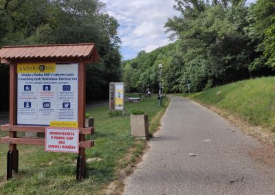 01 Park SNP Karlova Ves