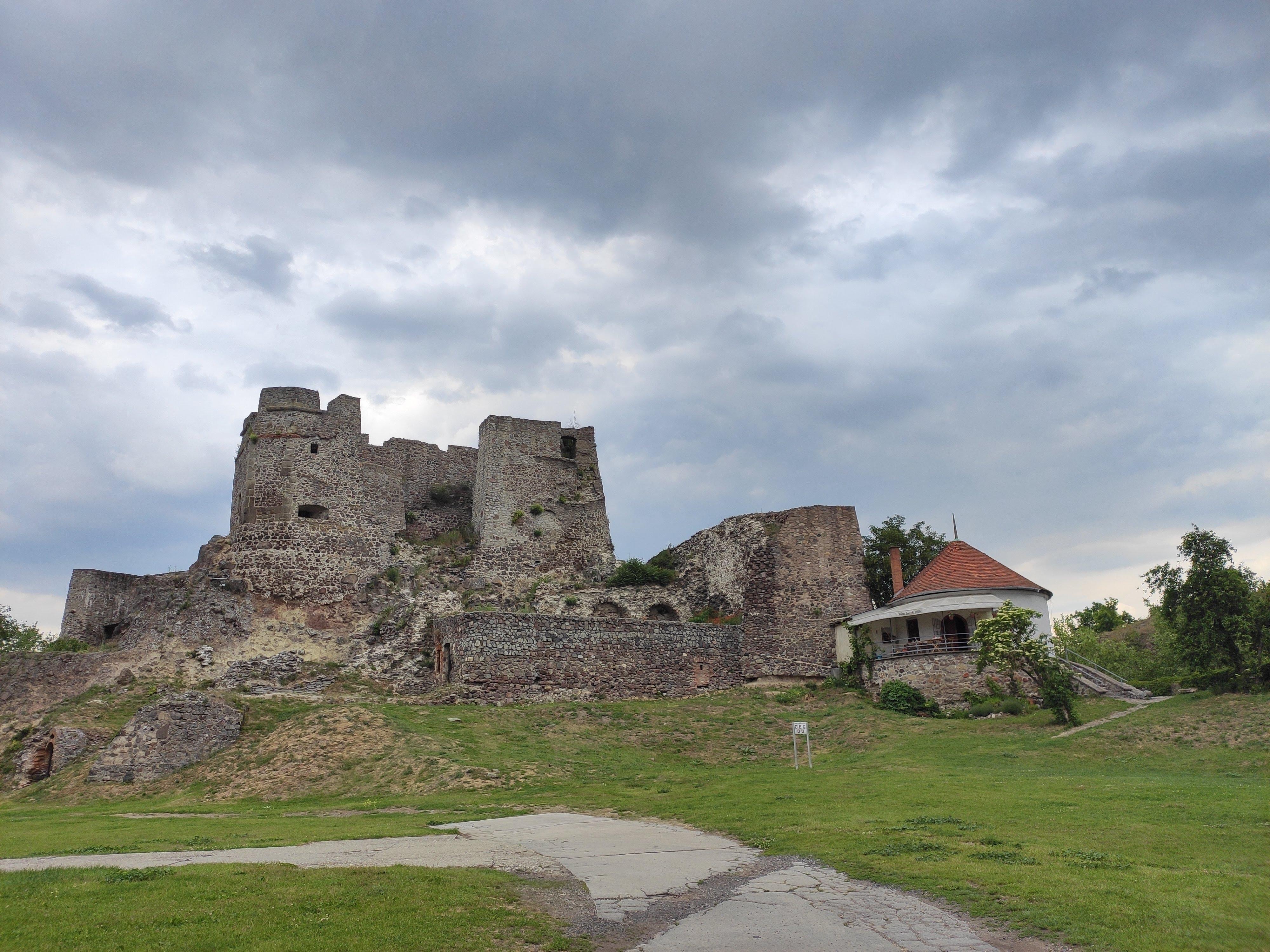 07 Levický hrad a Tekovské múzeum v Leviciach 052020