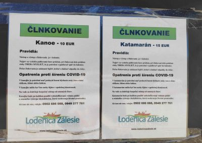 15 Minisplav Malého Dunaja - lodenica Zálesie