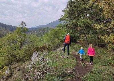 14 Molpír a Hlbočianska dolina Smolenice 102020
