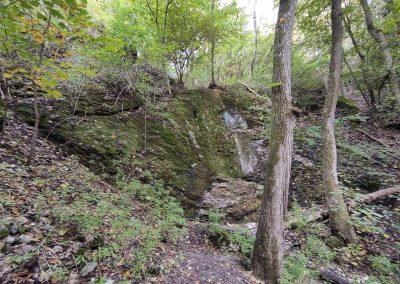 17 Hlbočiansky vodopád