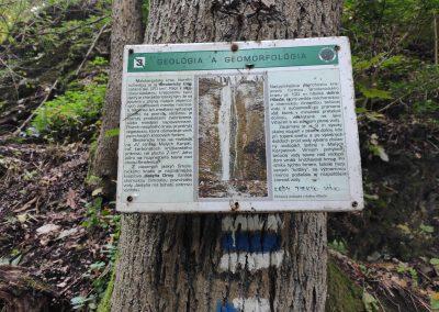 19 Hlbočiansky vodopád