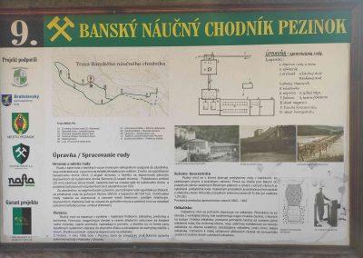 36 Bansky naucny chodnik Pezinok 112020