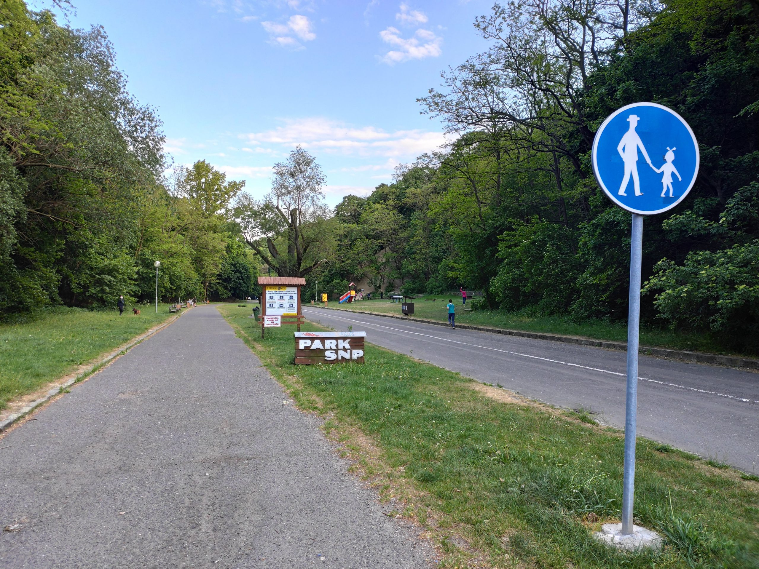 Park SNP Karlova Ves
