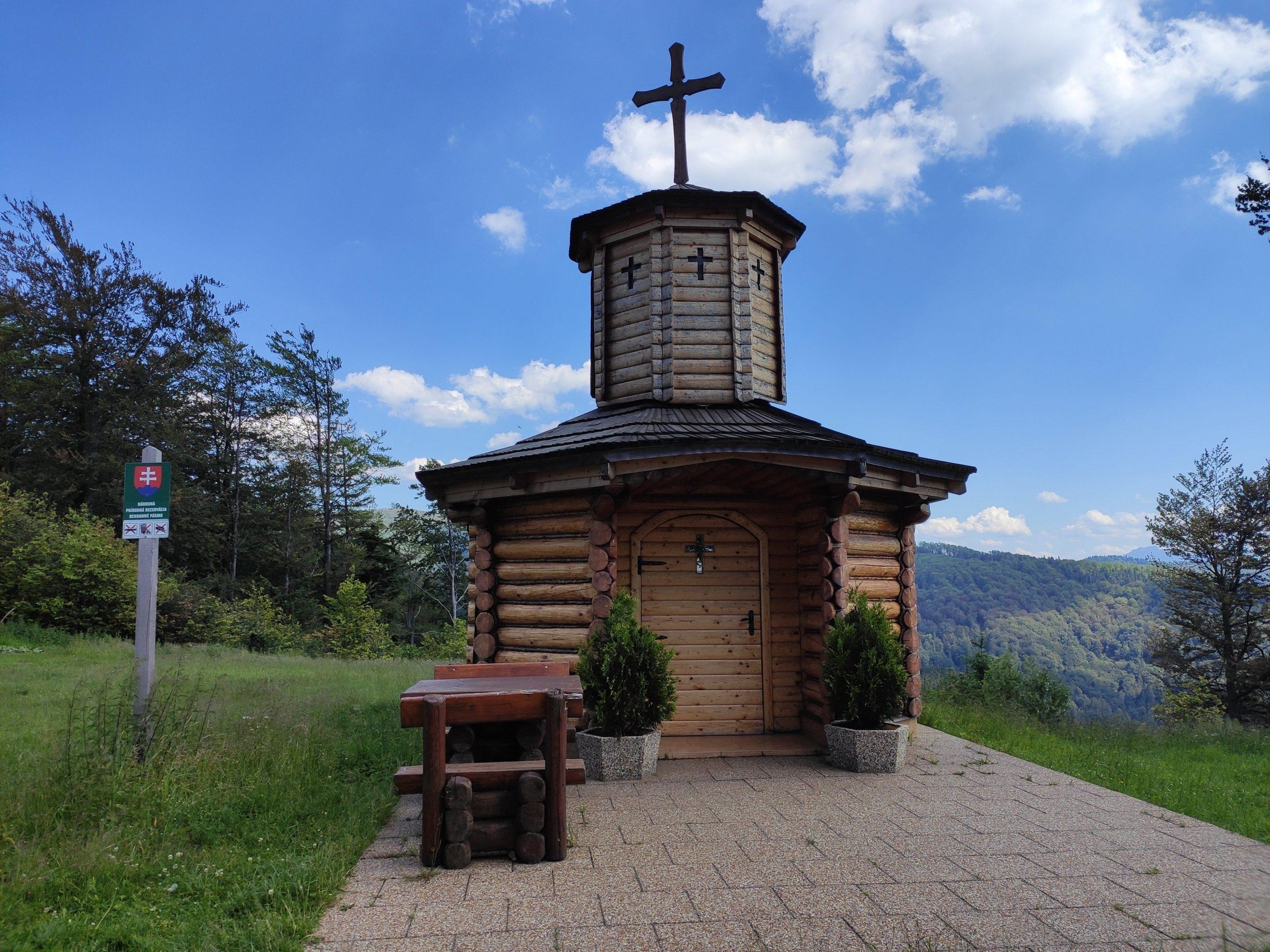 kaplnka Tadeáš