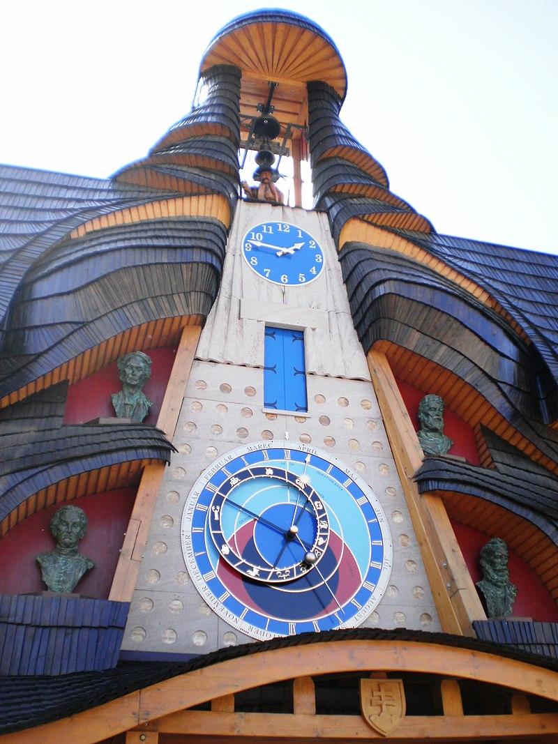 Orloj, Autor_Michal_Jakubsky_Wiki Commons, Licencia CC-BY-SA-3.0.