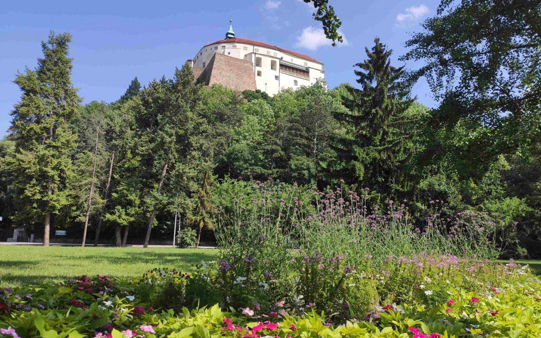 Mestský park Nitra
